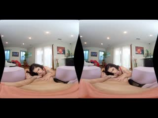 Monica Sage vr porn oculus rift pov virtual reality virtual sex HD babe blonde порно от первого лица вр