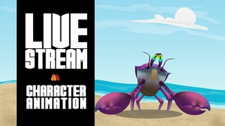 Animating The Crab!