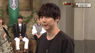 Shingeki no Seiyuu - Armin & Eren Seiyuu Live Performance「進撃の巨人」