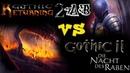 Готика 2 НВ Оригинал ПРОТИВ Возвращения 2.0 АБ   Сравнение   Насколько разные?   Gothic 2
