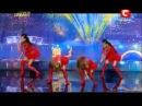 Украина мае таланты. Девчонки из группы Империя в 11 лет танцуют Эротический Танец Вакинг