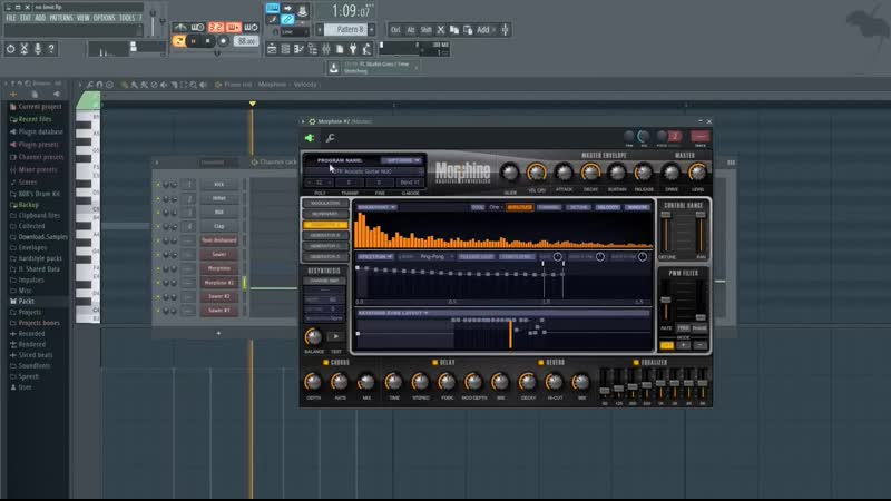 No Limit Fl Studio remake stock plugins