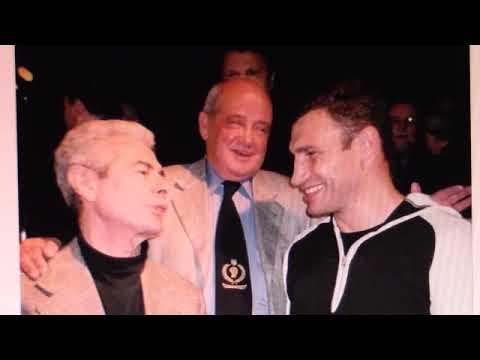 1. Дэви АРКАДЬЕВ. Раунды памяти. О боксе и боксёрах Донбасса...