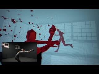 SUPER HOT VR