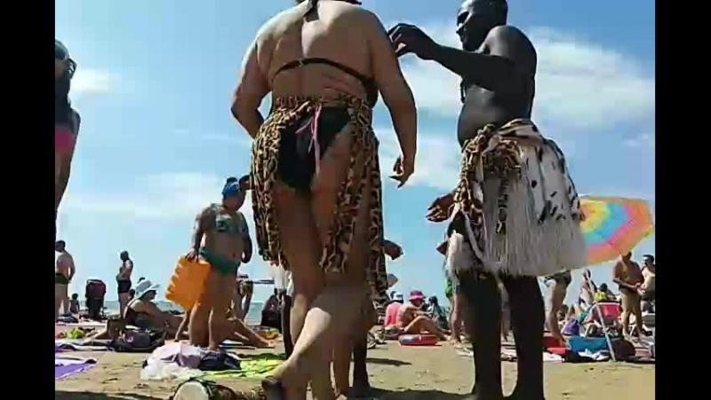 многом фото с неграми на лазаревском пляже зарекомендовал себя