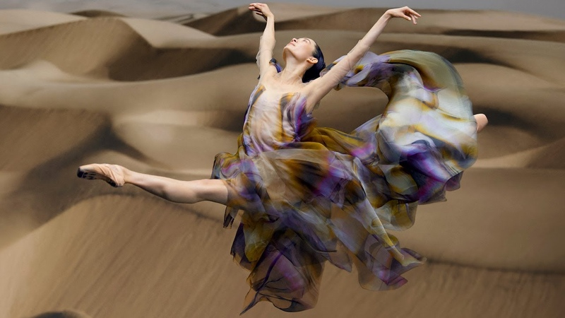 Iris van Herpen x Dutch National Ballet ~ 'Biomimicry' Short Film