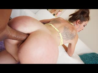 Leah Winters - Horny and Desperate for Anal - Rough Sex Teen Gape Deepthroat Gagging Hardcore Gonzo Facial Cumshot, Porn, Порно