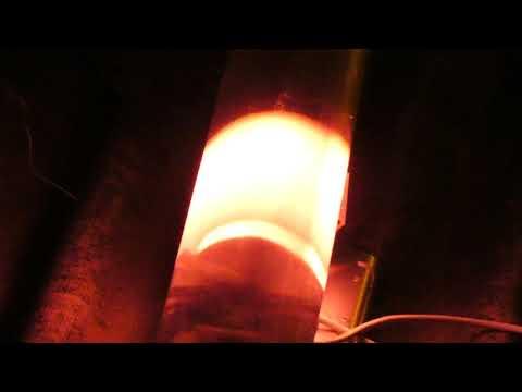 Автоэлектронная эмиссия в ртутной лампе - Field emission in a mercury lamp