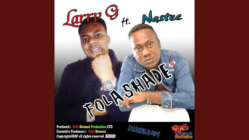 Folashade (feat. Nastee) (Radio Edit)