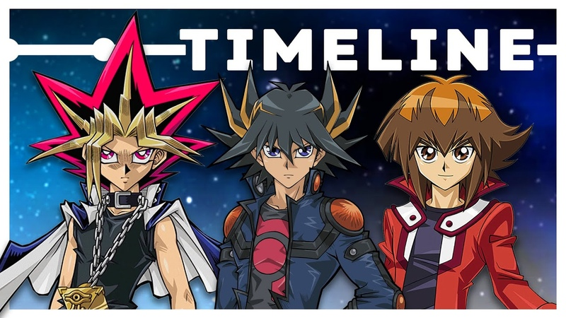 The YuGiOh Timeline and Lore Explained ( Duel Monsters, 5Ds, and GX ) | Anime Explained
