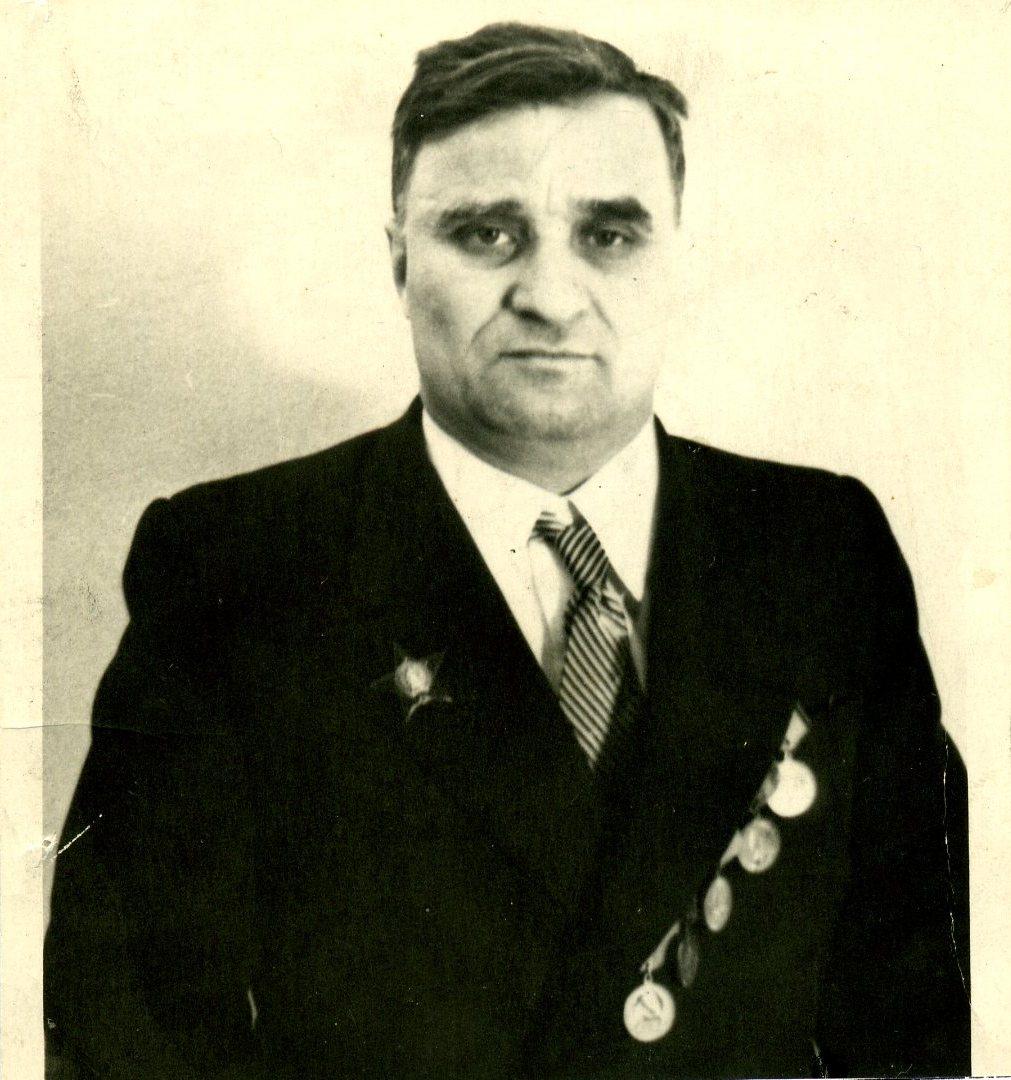Мельников Алексей Прокопьевич