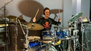 Frantic [Metallica drum playtrough]