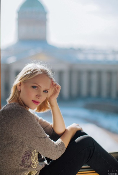 Елена Царёва