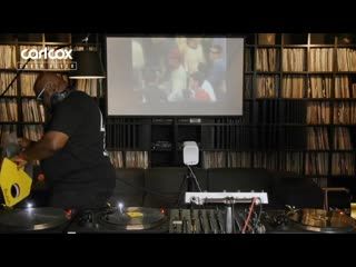 Carl Cox - Cabin Fever - Sunday Vinyl Session 022: journey through Bush Records releases (16/08/20)