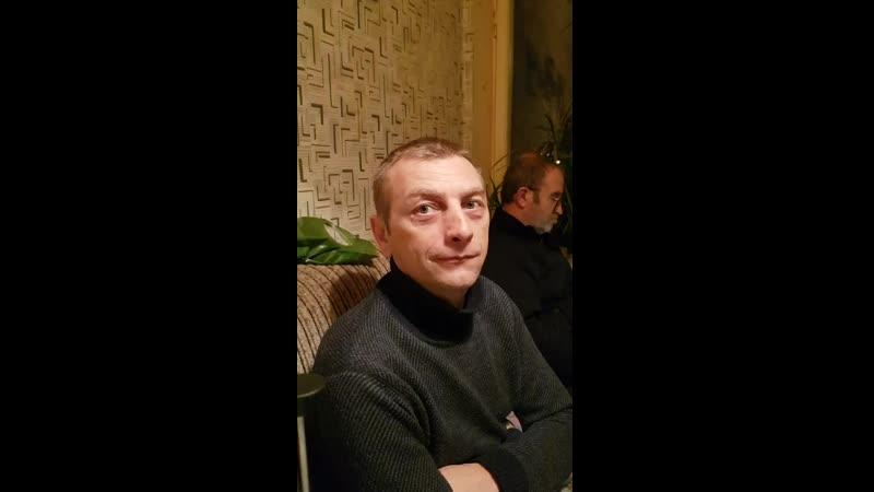 Алексей благодарит Кота Пётр Великий Петрович