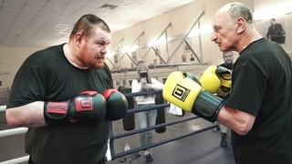 Мельцер показал Дацику что такое бокс / Когда бой и кто соперник?! Дацик удивил