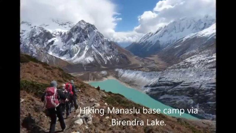 Manaslu Circuit Trekking Around Manaslu Trek Route Guide