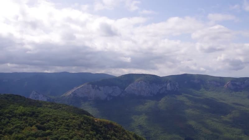 На горе Бойка и вертолёт Тайгана