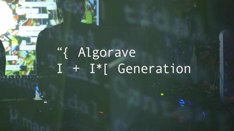 Algorave Generation Resident Advisor