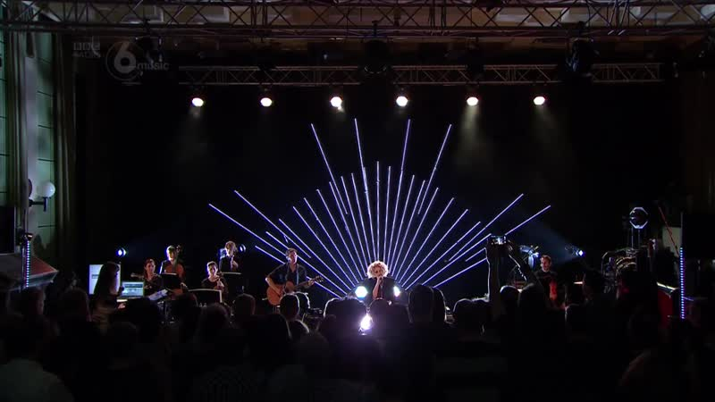Goldfrapp Annabel Music Live