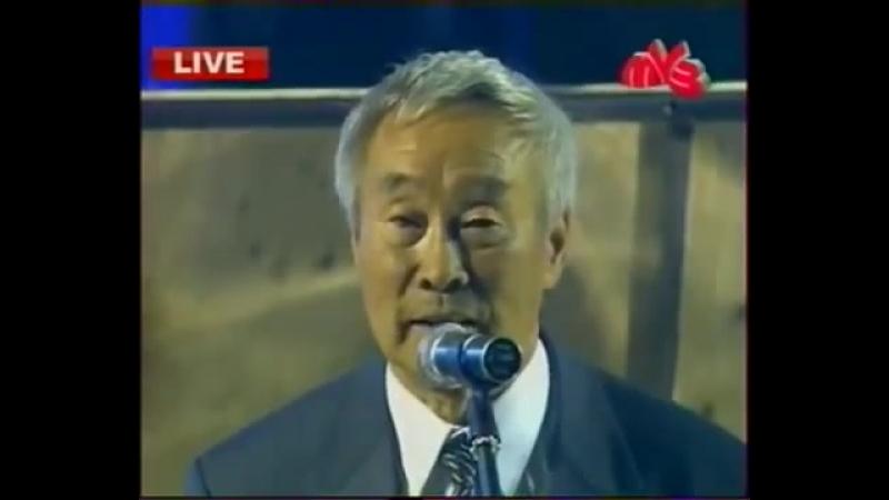 Вручение премии Муз ТВ Виктору Цою 2007 год