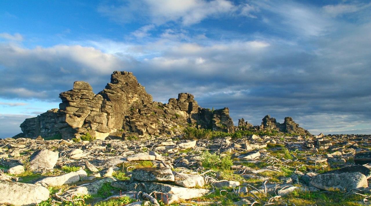 Хара-Шибирские столбы
