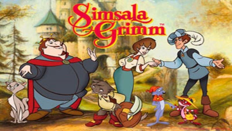 Столик накройся Сказки братьев Гримм мультфильм Simsala Grimm 👍🔔😊
