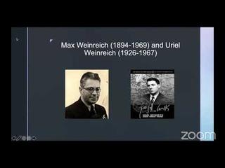 Confronting Hitler's Professors: Yiddish scholarship and the Nazis   Kalman Weiser