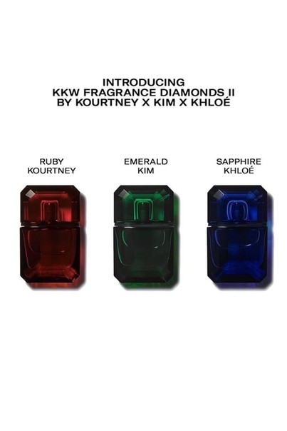 Ким Кардашьян представила новый парфюм совместно с сёстрами Хлои и Кортни. Напомним, что в этом году Ким стала стала долларовой миллиардершей благодаря собственному косметическому