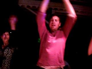 Клубный танец отеля Millennium Palace, Beldibi,