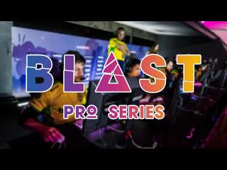 Лига Чемпионов из мира CS:GO. Отчет с Blast Pro Series Moscow