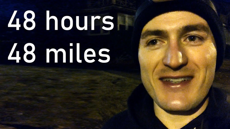 David Goggins 48 Hour Challenge 4 Miles Every 4 Hours Lex Fridman
