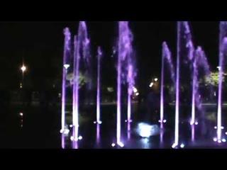 Мариуполь ....день Города Фонтан на Драмтеатре