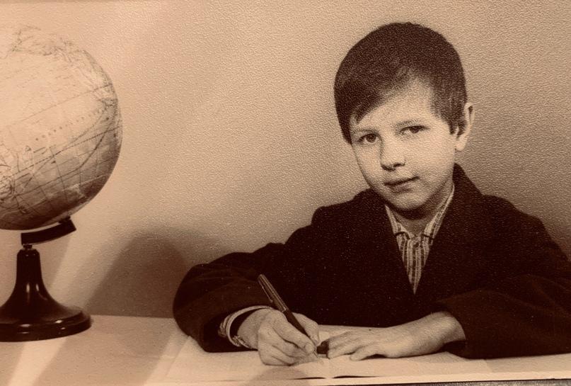 Дмитрий Пучков: 3 класс