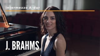 J. Brahms Intermezzo A-dur  // Й. Брамс Интермеццо ля мажор оп. 118