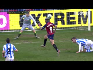 Ла Лига 19-20. 18 тур. Топ-5 голов