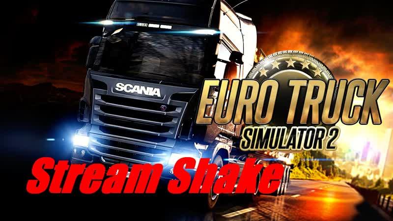 Euro Truck Simulator 2 4k 2160p60fps PC Новогодний Рейс 2020 Новогодний Дед 63