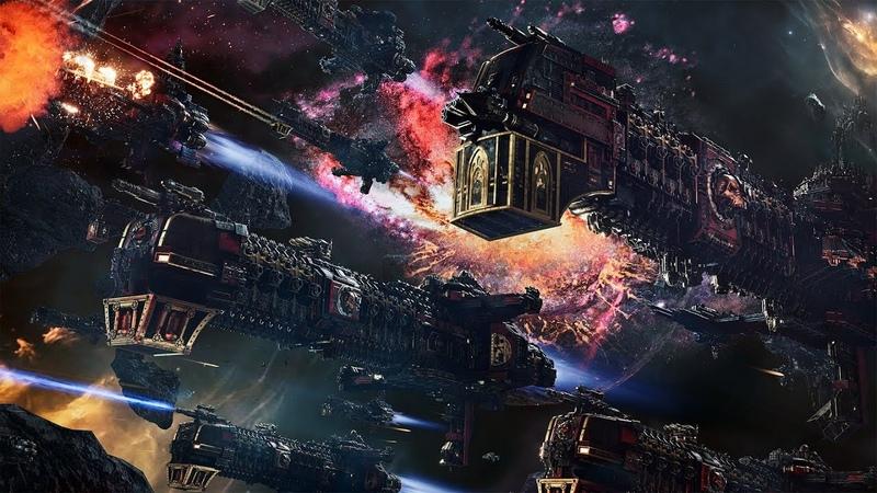 Imperial Navy Tribute - Endless War [Warhammer 40 000 13th Black Crusade Music Video/GMV/AMV]
