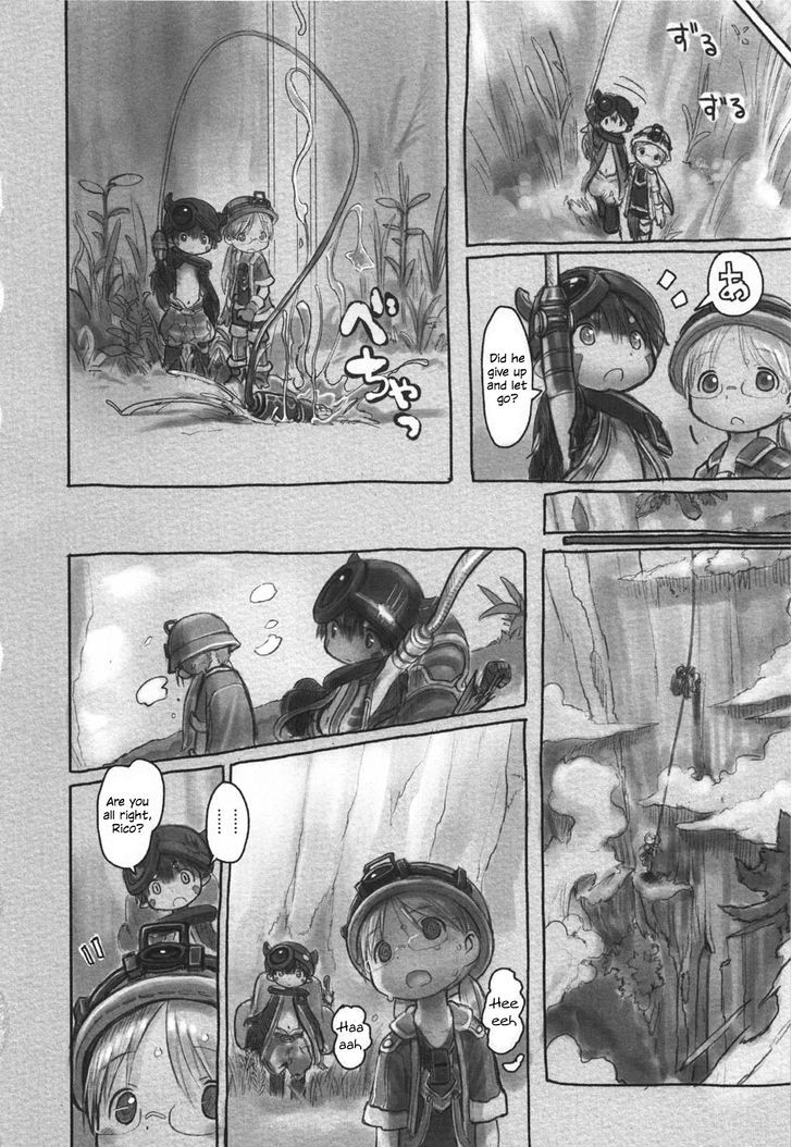 Made in Abyss, Vol.2 Chapter 9 First Layer Edge of the Abyss, image #13