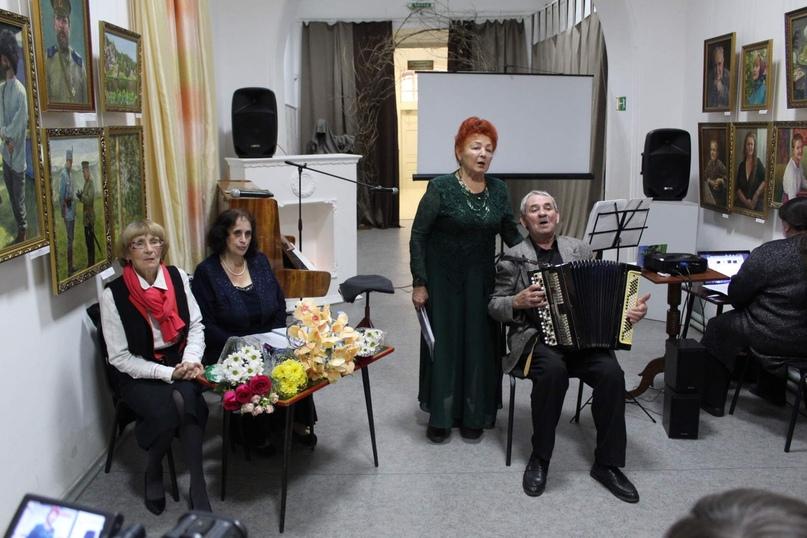 «Музыкальная гостиная», 2019 г.
