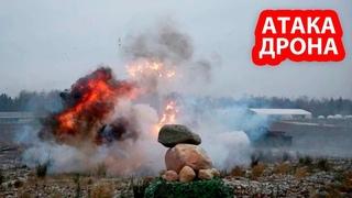Украинские военные на Донбассе применили турецкий беспилотник для удара по позициям ополчения ДНР