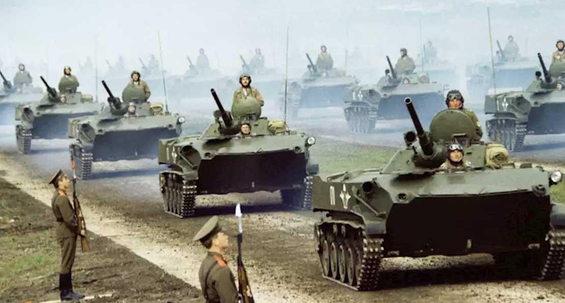 Учения стран Варшавского договора