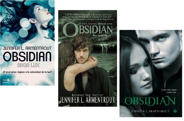 JENNIFER L. ARMENTROUT - OBSIDIAN (Goodreads Author)