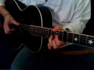 How Can I Tell You - Cat Stevens cover II (Alun Davis guitar part)