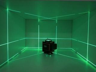 4D лазерный уровень ( глухих )