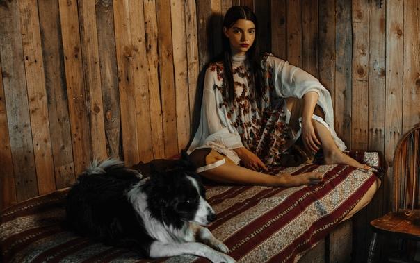 Чарующая Аня Тейлор-Джой в фотосессии для журнала Hunger (ноябрь, 2016)