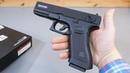 Страйкбольный пистолет KJW KP-18 (CO2, Glock 18) видео обзор