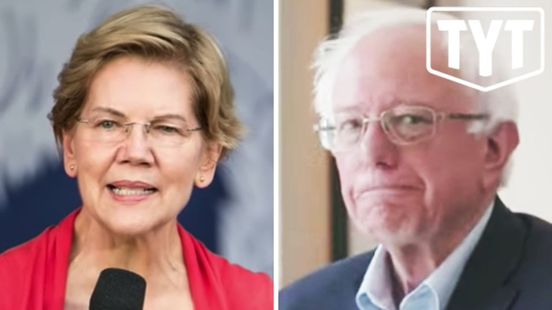 Sanders and Warren Fight Pelosi Over Drug Pricing Bill
