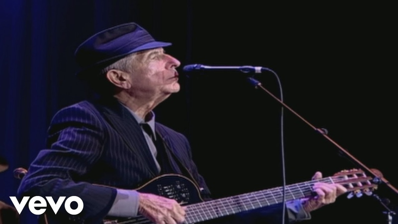 Leonard Cohen Hey That's No Way To Say Goodbye Live in London