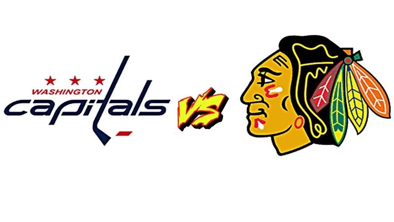 Чикаго Блекхокс - Вашингтон Кэпиталз | Chicago Blackhawks vs Washington Capitals | 16.09.2019